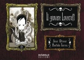 Giovane Lovecraft Copertina